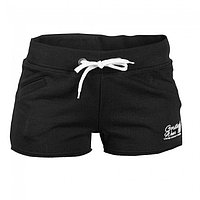 Gorilla Wear Women's New Jersey Sweat Shorts Black