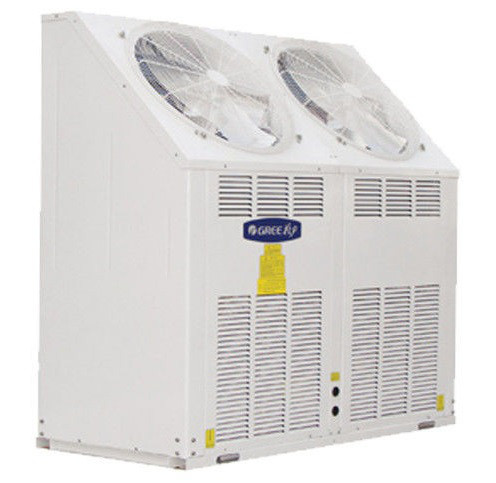 Чиллер Gree: HLR35SNa-M (с воздушным охлаждением)