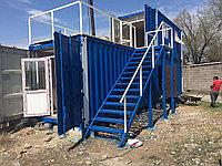 Блок-контейнер, Контейнер под офис, Бытовка, Времянка, фото 1