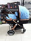 Коляска трансформер для детей Belecoo, фото 9