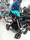 Детская прогулочная коляска Барс, фото 8
