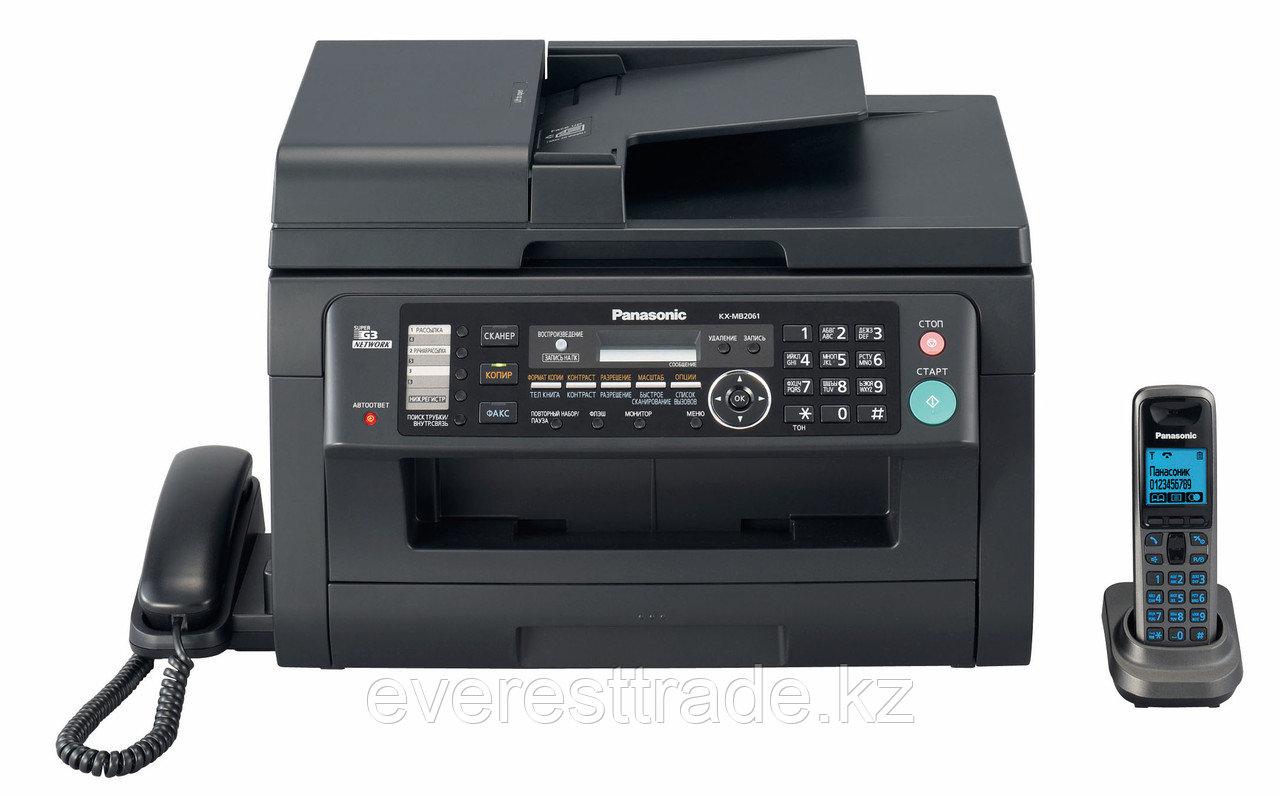 МФУ Panasonic KX-MB 2061RUB