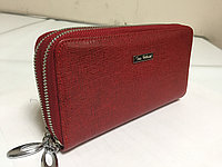 Женский кожаный кошелек Tony Bellucci. Высота 10 см, длина 19,5 см, ширина 3 см., фото 1