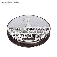 Леска Balsax White Peacock, флюорокарбон, d=0.16 мм, 30 м