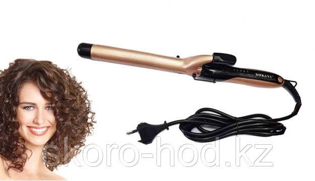 Плойка для волос Sokany, d25 мм