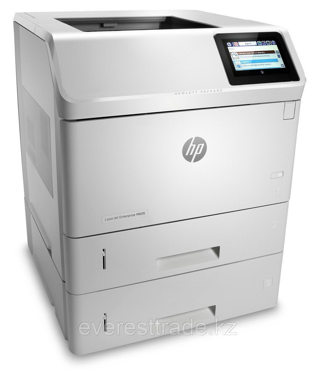 Принтер HP LaserJet Enterpise M606x (E6B73A) A4