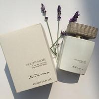 Au Pays de la Fleur d'Oranger Violette Sacree 100ml ORIGINAL