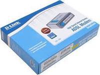 D-Link DSL-200 RU ADSL модем со сплитером