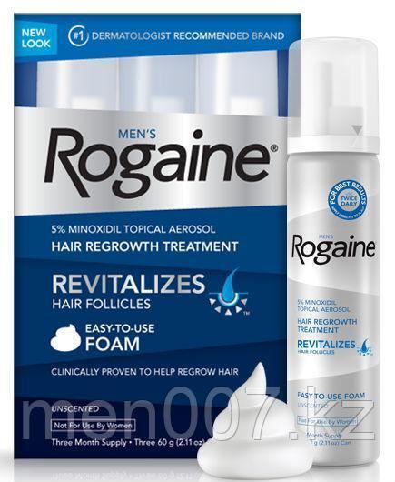 Minoxidil Rogaine 5% (Миноксидил 5%)