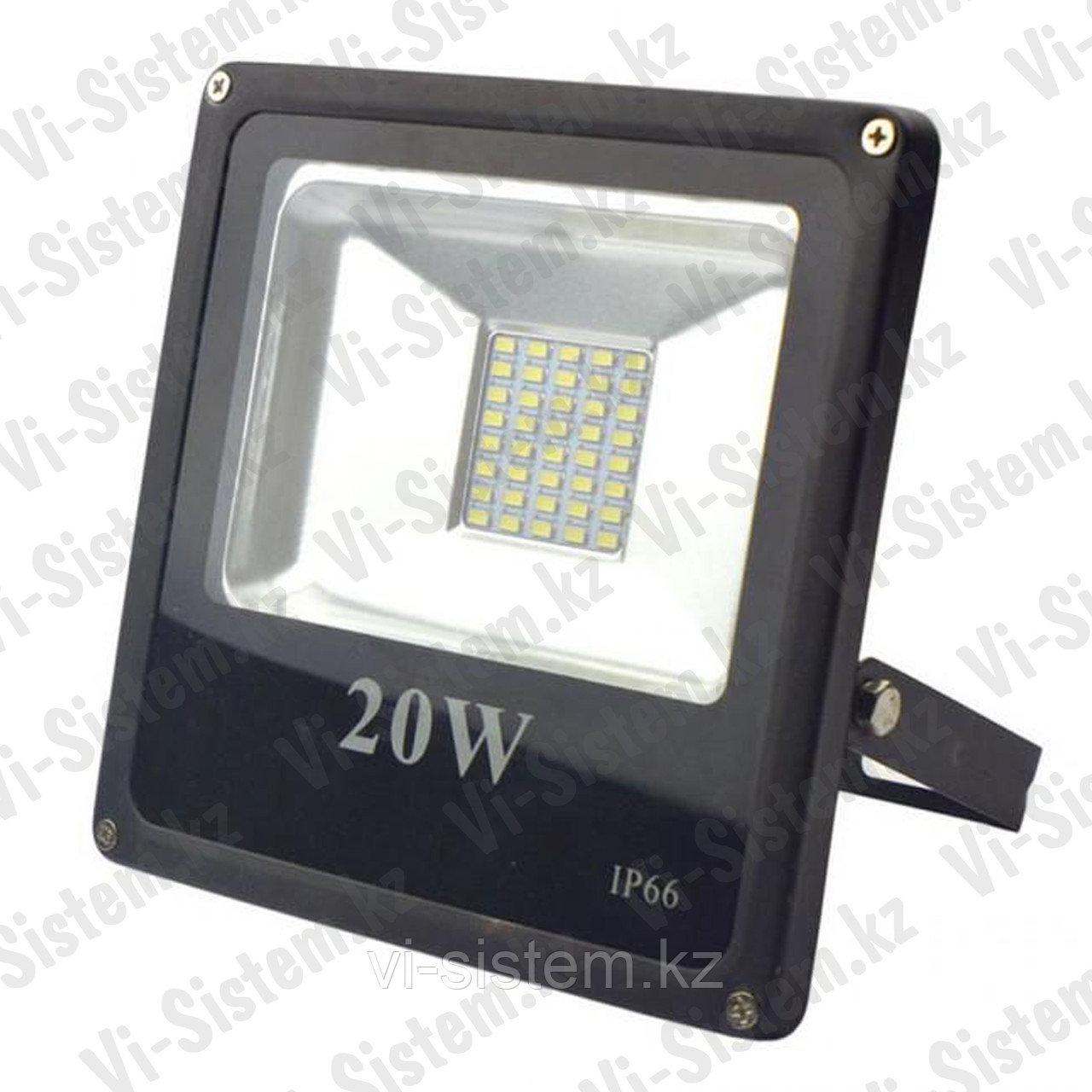 LED-Прожектор 20W Черный