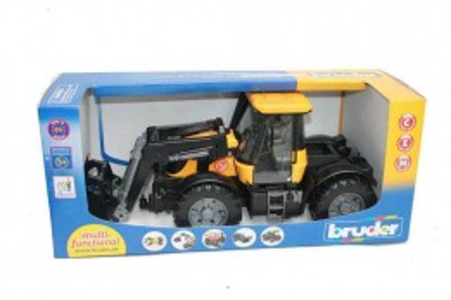 Брудер трактор Bruder Трактор JCB FASTRAC 3220 (с ковшом )