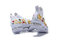 """Баскетбольные кроссовки Nike LeBron XV (15) """"Floral"""" Zipper (40-46), фото 5"""