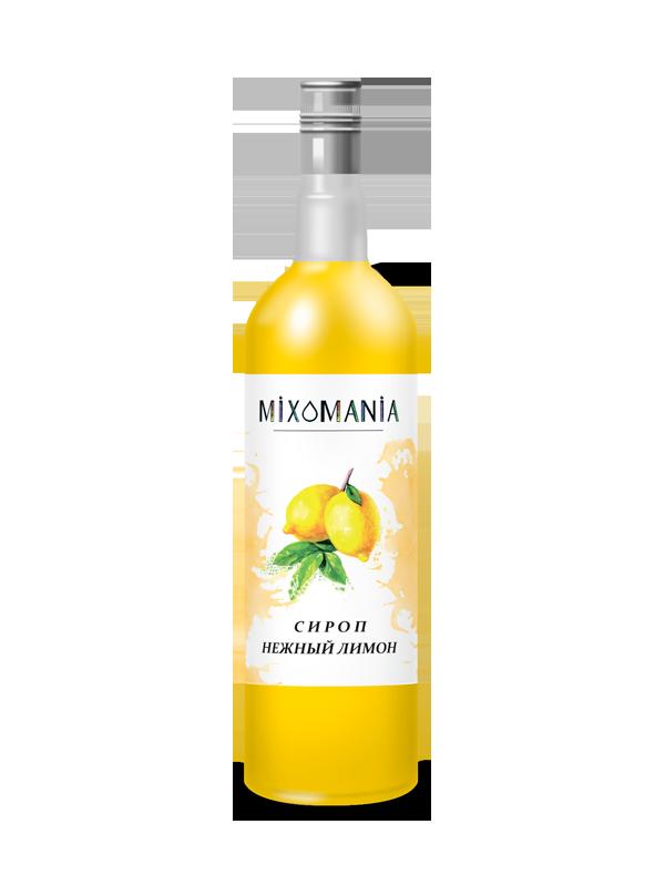 Сироп «Нежный Лимон»