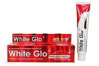 Зубная паста White Glo отбеливающая, Профессиональный выбор 100 гр