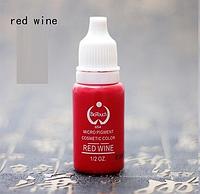 Пигмент Bio Touch Red Wine для тату, татуажа (перманентного макияжа), фото 1