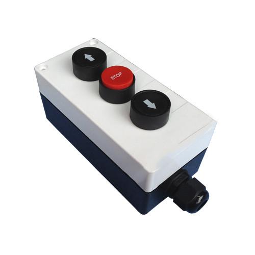 Выключатель 3х-кнопочный