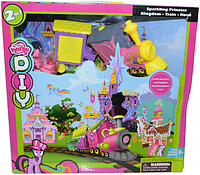 SM1025 My little Pony Поезд Дружбы    35*37