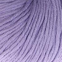 Пряжа 'Baby Cotton XL' 50 хлопок, 50 полиакрил 105м/50гр (3420 сиренев.) (комплект из 5 шт.)