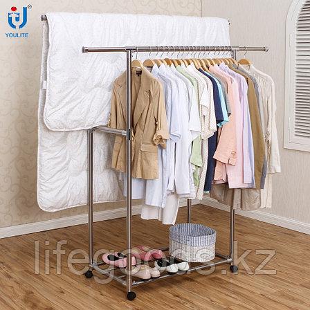 Вешалка для одежды гардеробная YOULITE YLT-0321A, фото 2