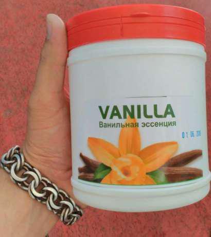Ванильная Эссенция для Мороженого и Молочных Коктейлей