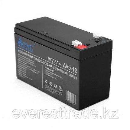 Батарея SVC 12B 9 Ач, фото 2