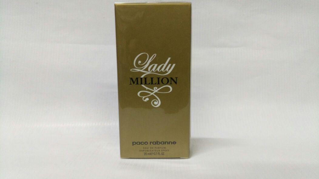 Paco Rabanne Lady Million Мини ( 20 мг )