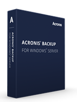 Acronis Backup 12.5 Advanced Windows Server License incl. AAS* ESD