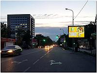 Аренда рекламных конструкций в Шымкенте