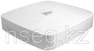 4 канальный видеорегистратор, Tribrid трибрид (аналог, HDCVI, IP) DAHUA HCVR4104C-S3