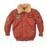 Alpha Industries Детская куртка Alpha Industries BOYS MAVERICK JACKET