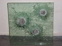 Пулестойкое стекло (бронестекло) ГОСТ Р 51136-2008