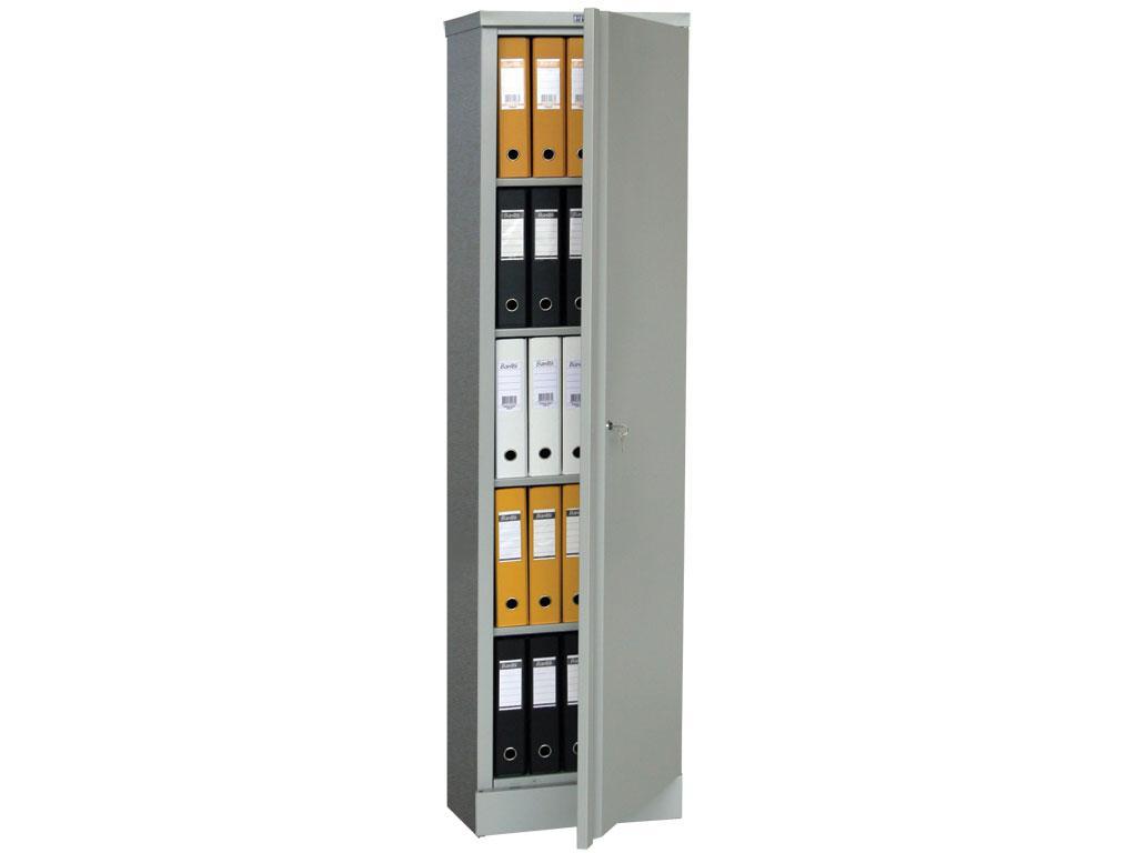Шкаф архивный металлический АМ 1845 (1830х472х458 мм)