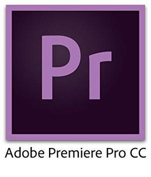 Adobe Premiere Pro CC for Teams Multiple Platforms Multi European Languages New Subscription 12 months