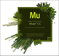 Adobe Muse CC for Teams Multiple Platforms Multi European Languages New Subscription 12 months