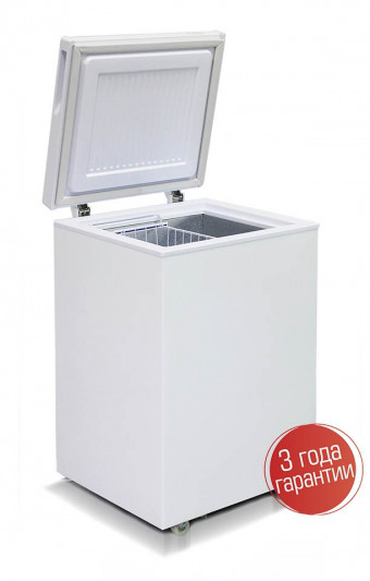 Морозильник-ларь Бирюса-100VK