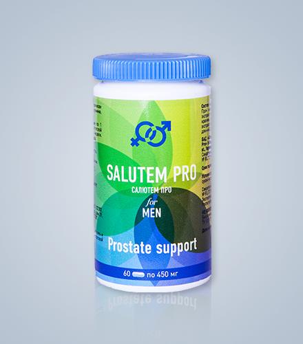 Salutem Pro (Салютем Про) - капсулы для потенции