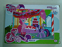 Пазлы 80 элементов. Дисней. My little Pony