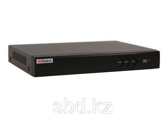 Видеорегистратор IP HiWatch DS-N308/2P