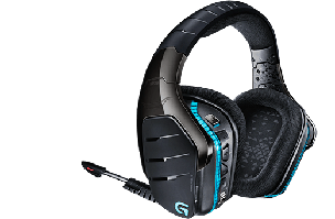 LOGTITECH Wireless Gaming Headset G933 Artemis Spectrum RGB 7.1 Surround - EMEA
