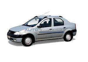 Рейлинги Renault Logan 2004-2015