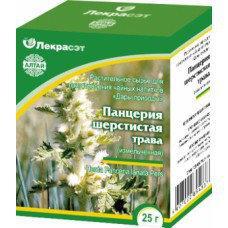 Панцерия шерстистая, трава, 25 г