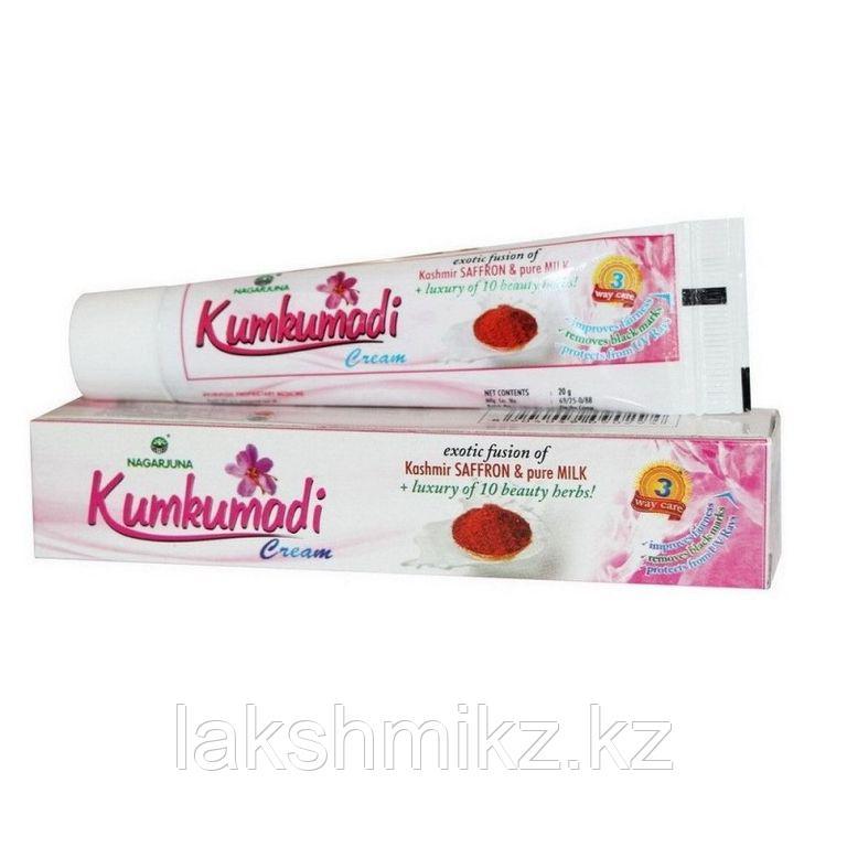 Крем Кумкумади, Нагарджуна/Kumkumadi Nagarjuna, 20 гр