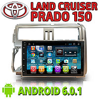 Автомагнитола Land Cruiser Prado 150 (2009-2013)Android, фото 1