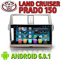 Автомагнитола Land Cruiser Prado150 рестайл.2013+. Android., фото 1