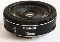 Объектив Canon EF 40mm f 2.8 stm