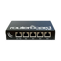 Маршрутизатор MikroTik RouterBOARD RB450G-kit