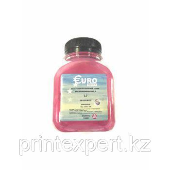 Тонер EURO TONER для HP CLJ CP1215/1515/1518/1312 Universal Magenta химический (45 гр) , фото 2