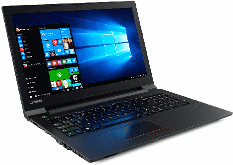 "Lenovo IdeaPad V310 15.6"" HD AG, i5-7200U, 4GB DDR4, 1TB 5400rpm, Integrated, DVD, FINGERPRINT, DOS"