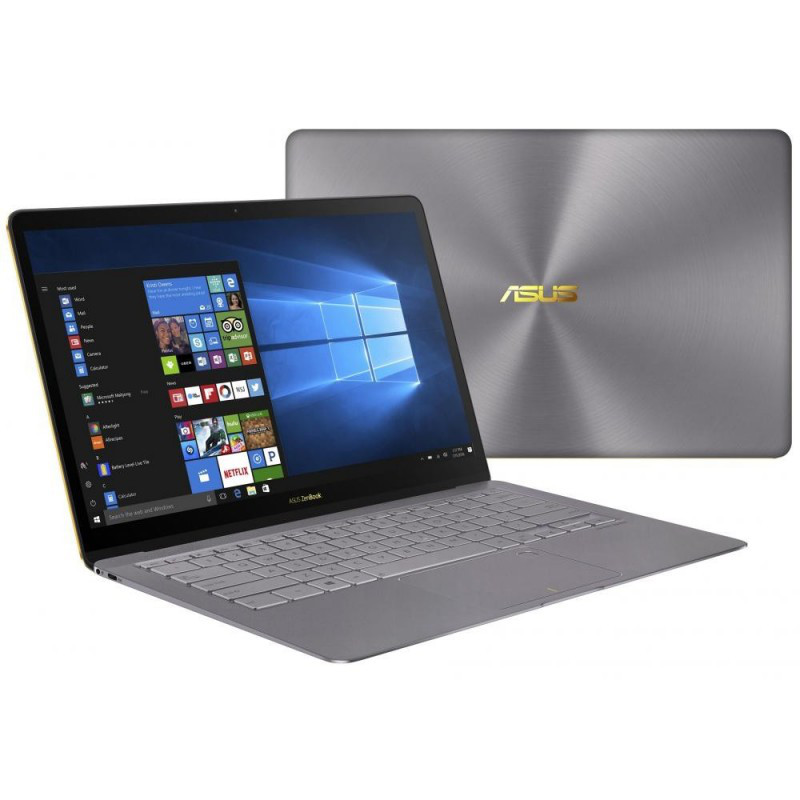 "ASUS Zenbook 3 Deluxe UX490UA-BE048T 14"" FHD, Core i5-7200U, 8GB DDR3, 512Gb SSD, Intel HD620, DVD, Win10"