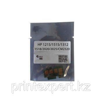 Чип HP CLJ 1215/1515/1312/1518/2020/2025/CM2320 (CB540/CC530) Black, фото 2